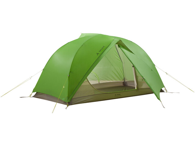 VAUDE Space SUL 1-2P Seamless Zelt cress green